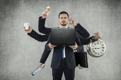 Planowanie pracy w natłoku obowiązków
