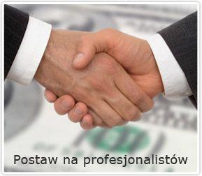 Postaw na profesjonalistów