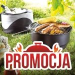 Grill piknikowy ZESTAW PROMOCYJNY