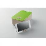 Lunchbox ze stojakiem na telefon