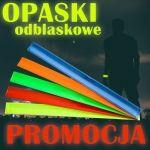 Opaski odblaskowe - PAKIET PROMOCYJNY