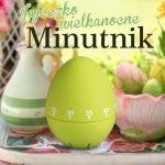 Wielkanocna Promocja- Minutnik w kształcie jajka