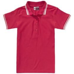 Erie ls′ tipping polo,Red,2XL