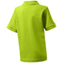 Kids′ Polo Apple green 140
