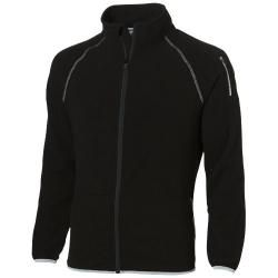 Micro Fleece, Black, 3XL