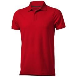 Yukon Polo,RED,XXXL